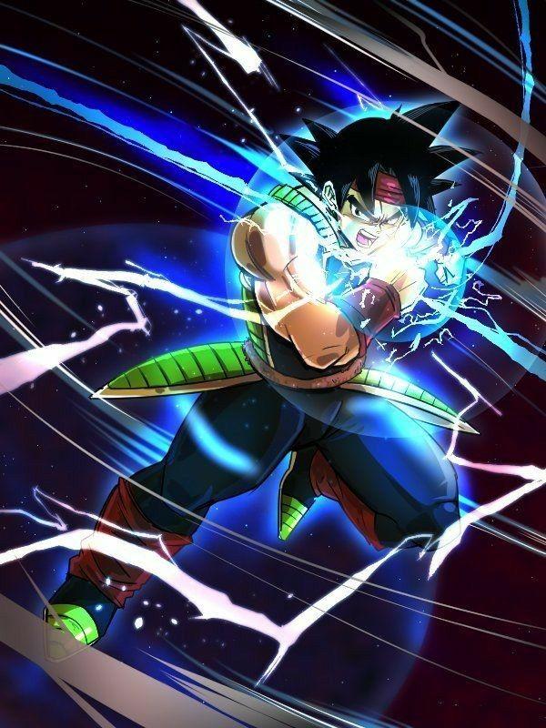 Bardock Personajes De Goku Vegeta Dibujo Dragon Ball Z