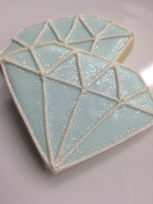 Diamond Cookies | Cookie Carrie