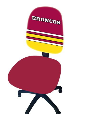 Go the bronco's.FREE DELIVERY!!