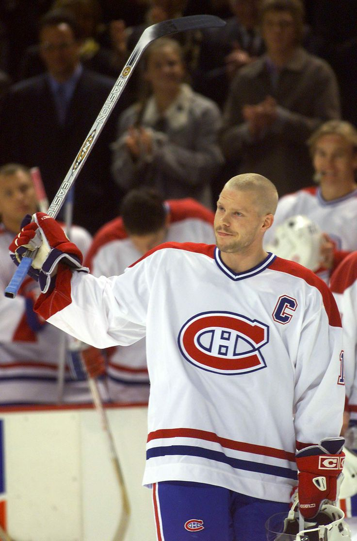 Saku Koivu, Montreal Canadiens Tough as nails played with Cancer!