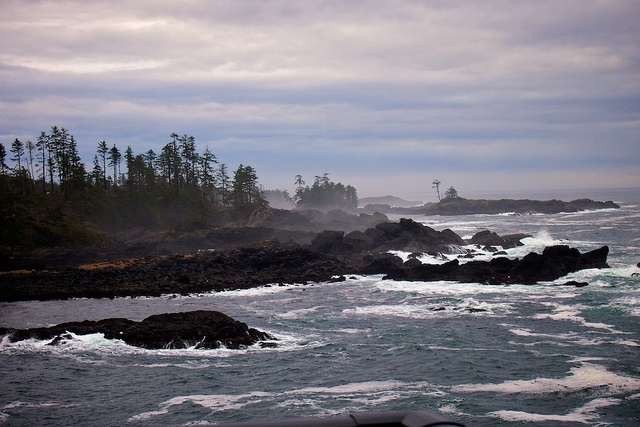 Black Rock Resort in Ucluelet