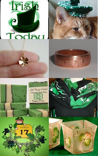 Irish!  by Rebecca Trotman on Etsy--Pinned with TreasuryPin.com