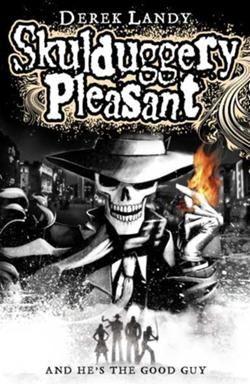 Skulduggery Pleasant Series by Derek Landy