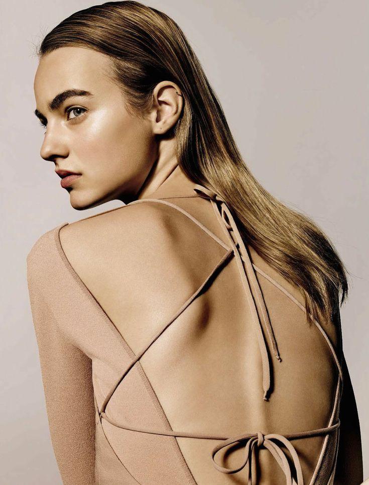 Maartje Verhoef by Richard Burbridge for Vogue Italia November 2016