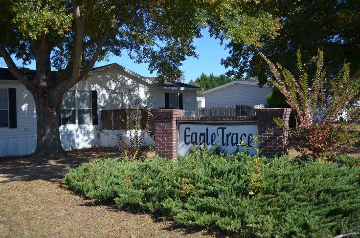 Eagle Trace Mobile Home Park In Warner Robins GA Via
