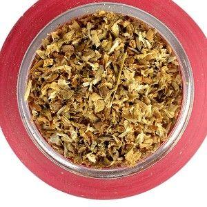 Enyhe görcsoldó hatással bír az akácvirágból készült tea.  http://herbahod.hu/termekek/csodateak-egyedi/akacvirag