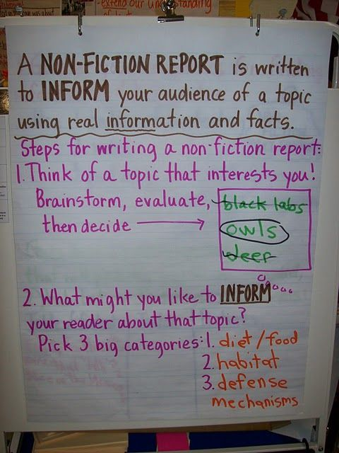 informational report writing A report is a document that presents information in an organized format for a specific audience and purpose learn more.