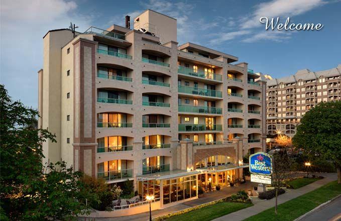 Hotel in Victoria | Best Western Plus Inner Harbour Hotel