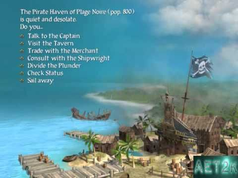 sid meier's pirates pirate haven | Sid Meier's Pirates