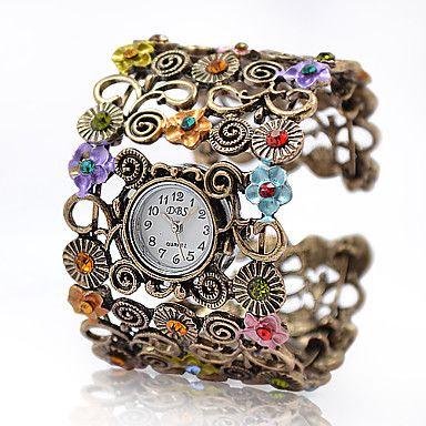 USD $ 7.99 - Artemis - Women's Fashionable Bracelet Style Wrist Watch, Free Shipping On All Gadgets!