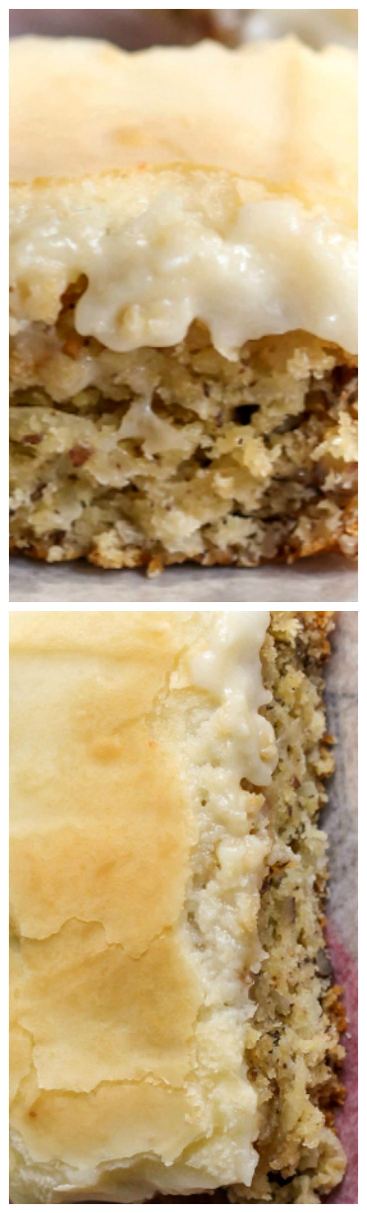 Neiman Marcus Cake ~ It is unbelievable... A scrumptious crust and an ultra gooey top layer makes this cake a favorite non chocolate desserts