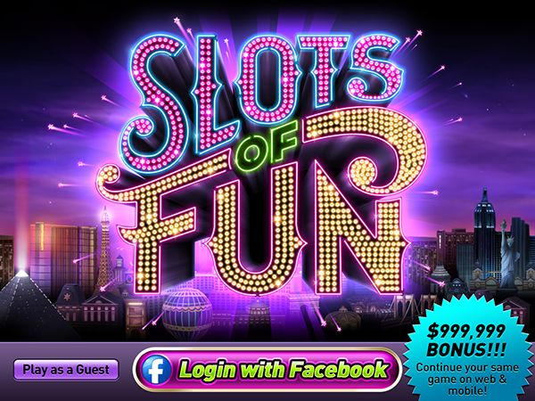 Slots Of Fun on Behance