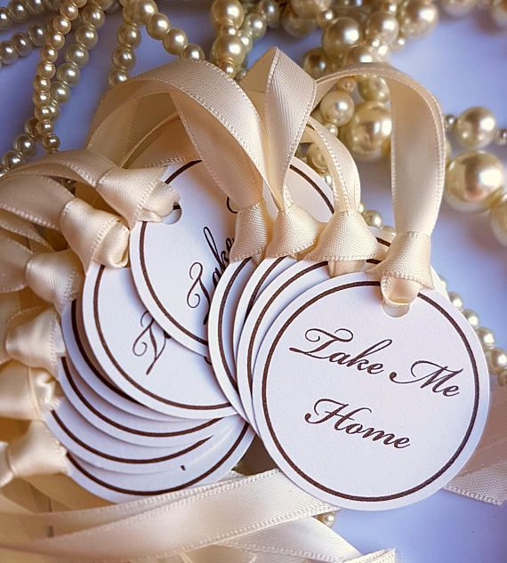Wedding Favours, Jam Jar Tags, Food Labels, Wedding Favours, Drink Me Tags, Eat Me Tags, Take me home tag, end of night favour
