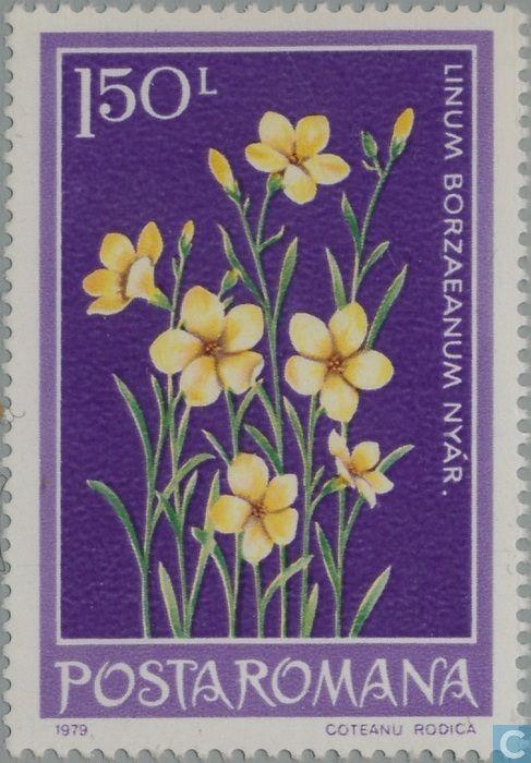 stamp - Romania 1979