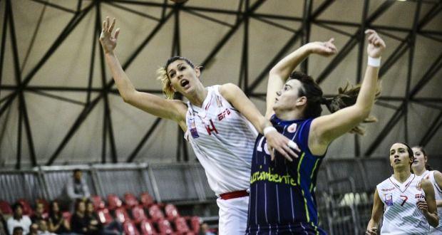 Basket Femminile A2 - Fotogallery e tabellino di Biassono-Murgia. Scatti di Marco Brioschi - Schiacciamisto5.it