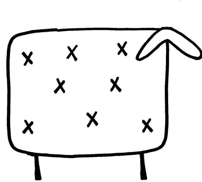 Free Primitive Sheep Pattern Related Keywords  Suggestions - Free