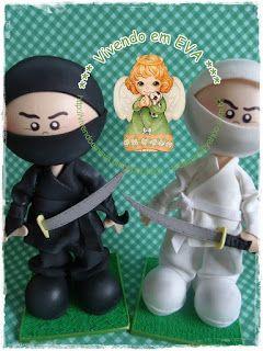 Fofuchas ninja