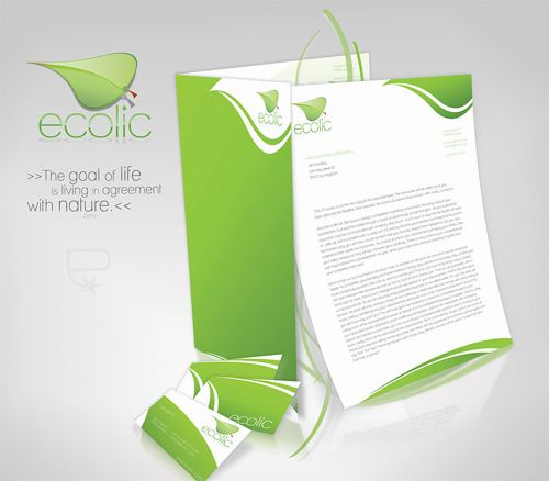 Corporate Identity – 55 examples of amazing Corporate Designs   print24 News