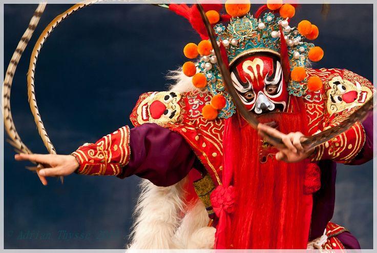 Beijing Opera Mr. Graham