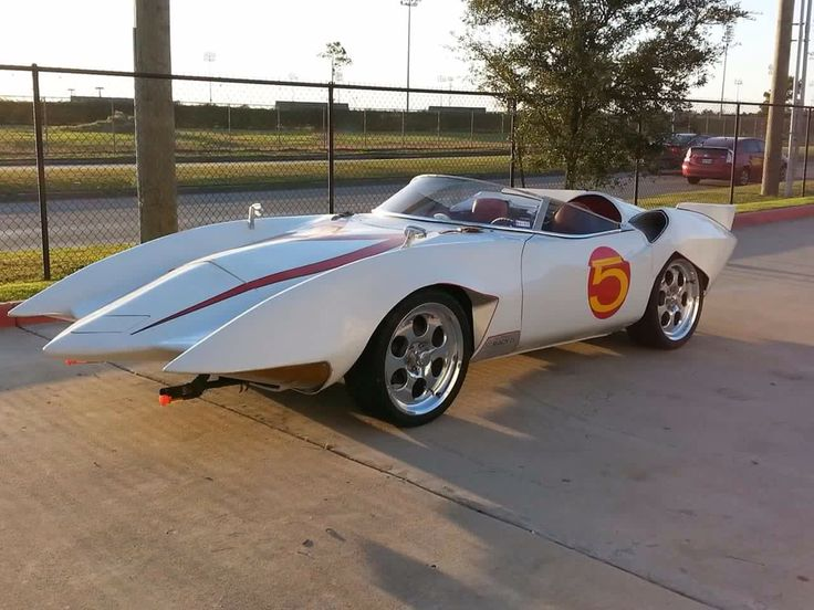 Mattel Hot Wheels Speed Racer Movie Moments  Mach 4 Vs