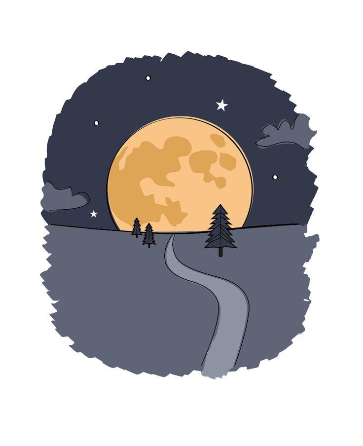 Harvest Moon by Thunder and Icecream