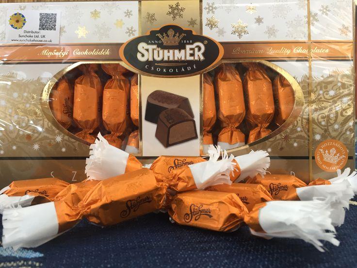 Sugar free STÜHMER Chocolates