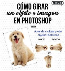 Pesquisa Como girar objetos no photoshop. Vistas 194127.