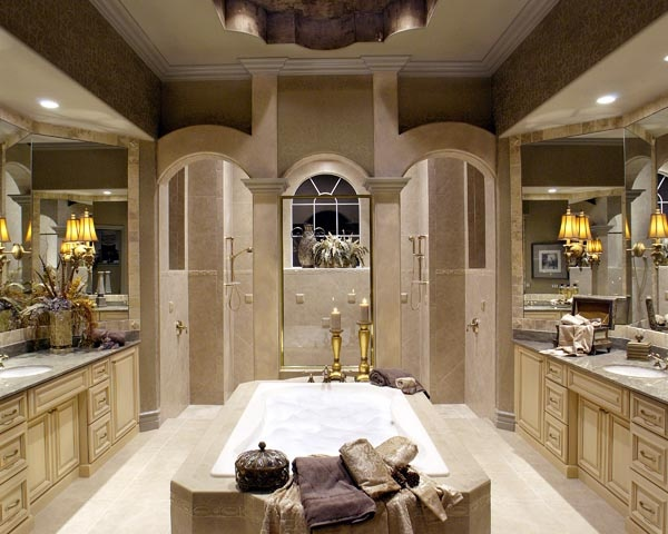 60 best images about master bedroom toilet on pinterest for His and hers bathroom