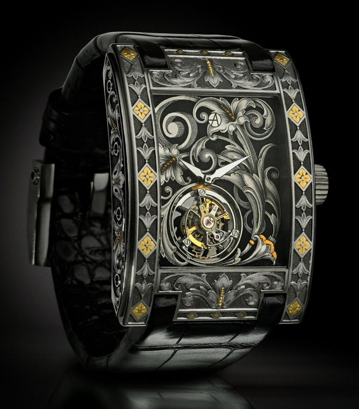 ArtyA Arabesque Tourbillon