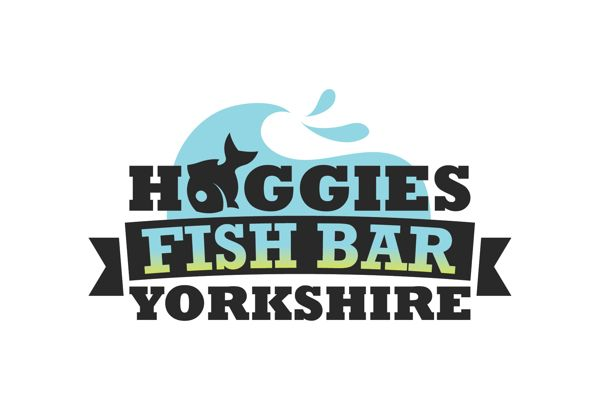Hoggies Fish Bar by Donna Hall, via Behance