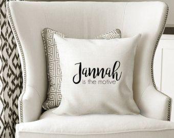 Jannah is the motive cushion/Islamic home decor