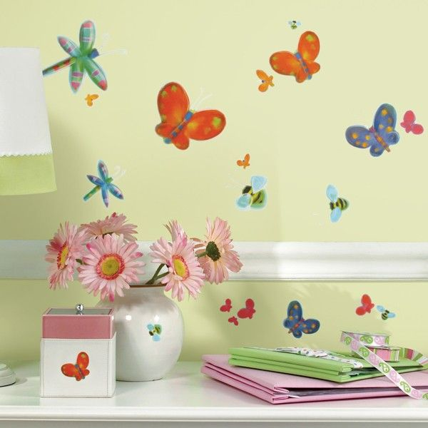 13 best Butterfly Theme Wall Decorations images on Pinterest ...