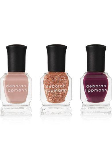 Deborah Lippmann Color On Gl Nail Polish Set Neutral Deborahlippmann