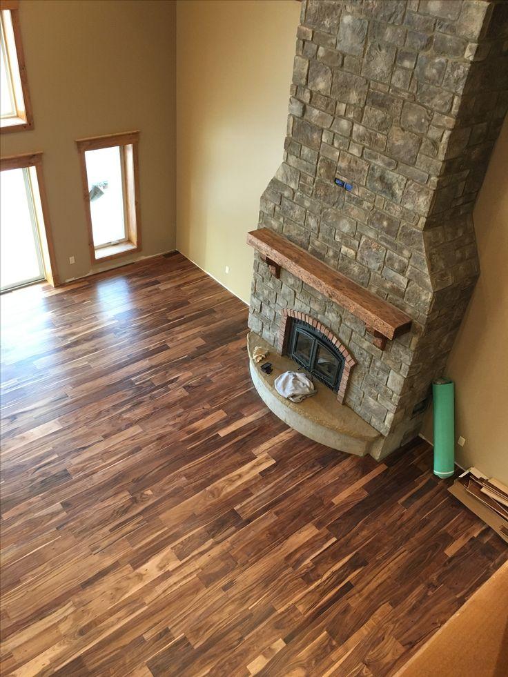 Beautiful Acacia Wood Floors offers Contrast and Texture. Paramount Acacia…