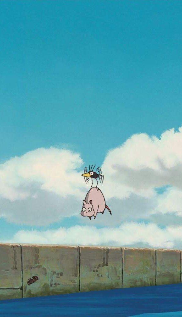 El Viaje De Chihiro Fondo De Pantalla In 2020 Ghibli Artwork Studio Ghibli Art Studio Ghibli Background