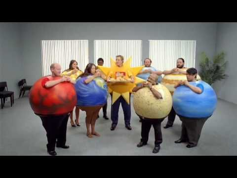 """Brain Eater - Jimmy Dean """"Spaced Out"""" commercial"""