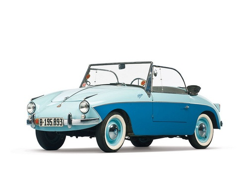 Microcar PTV 250 - 1959 - 1 by Fine Cars on Flickr.    Via Flickr: