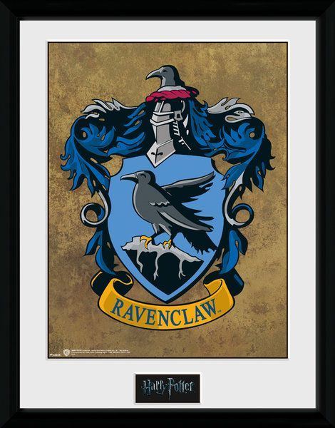 Harry Potter Ravenclaw - Collector Print 30x40