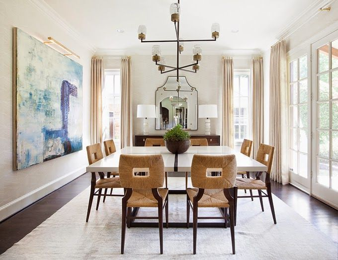 97 best Beautiful Dining Rooms images on Pinterest