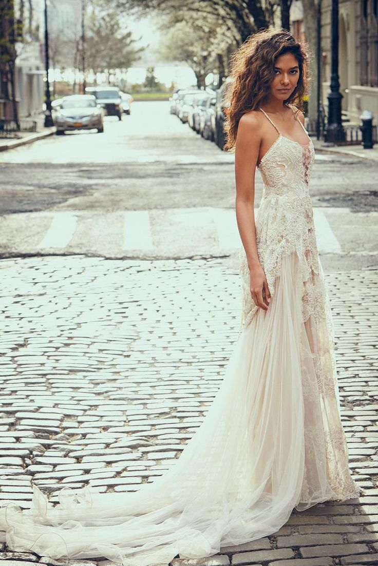 Boho Wedding Dress Nyc : Wedding dress on fairytale bridal french and