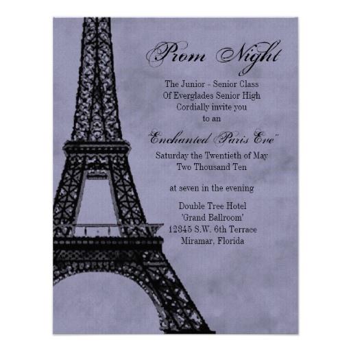 17 best images about paris at night party on pinterest paris tower paris and dinner parties - Salon des seniors paris invitation ...