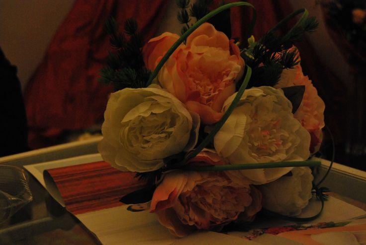Il bouquet per la sposa Bride bouquet
