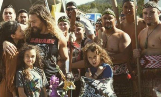 Jason Momoa gets birthday surprise from wife Lisa