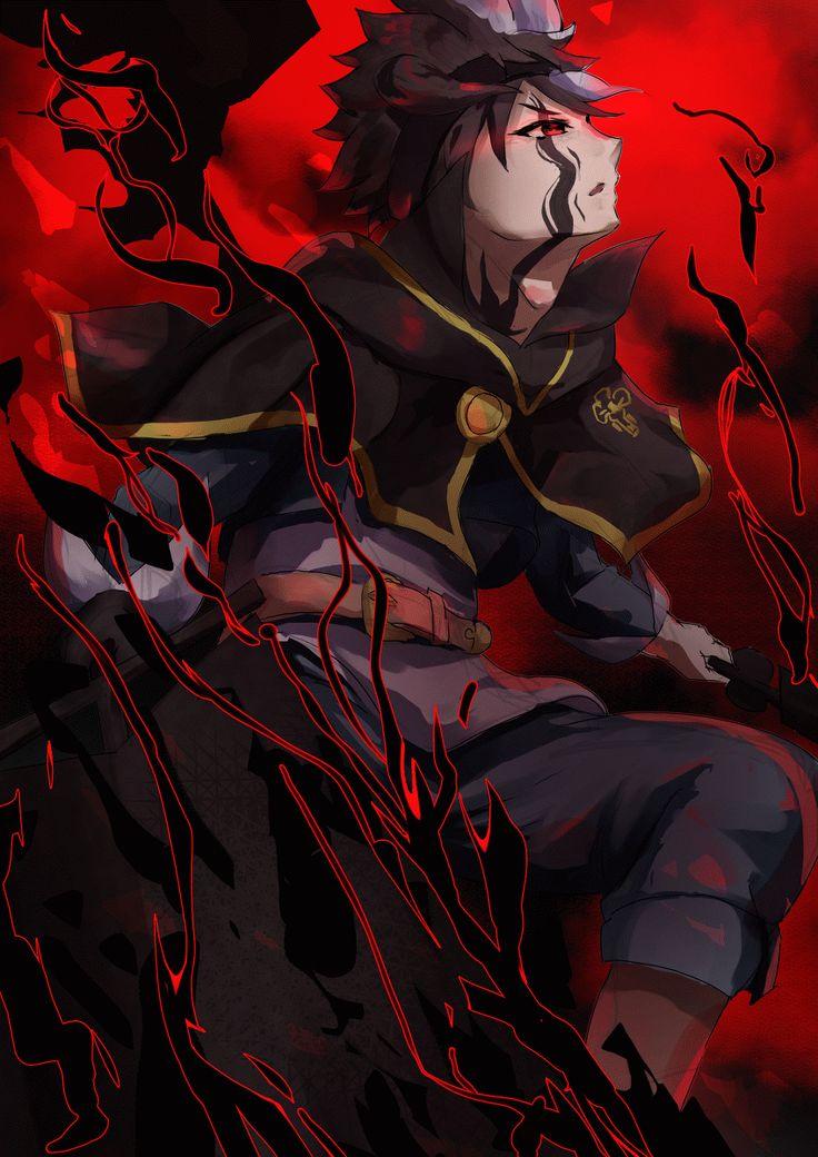 Papel de parede do anime Black Clover para celular / 7 ...