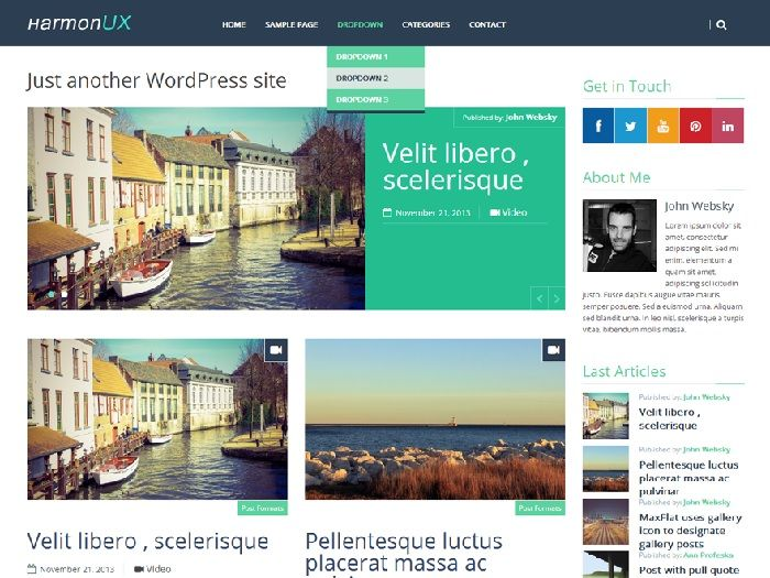10 Best WordPress Responsive Themes Unveiled