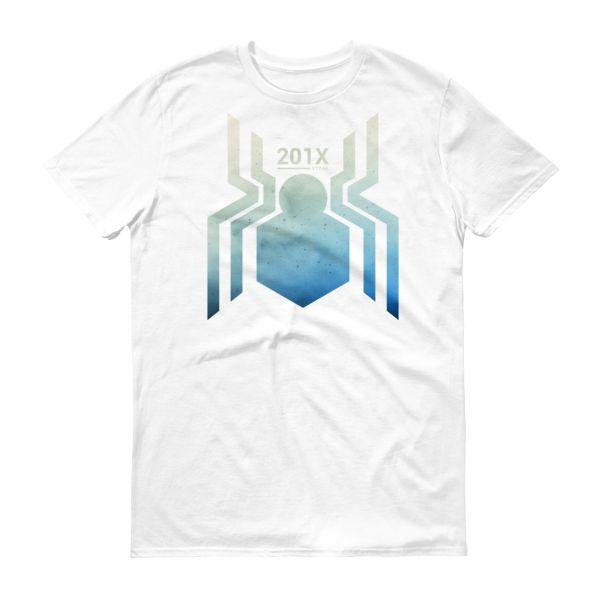 Webslinger – 201X spiderman hipster t-shirt