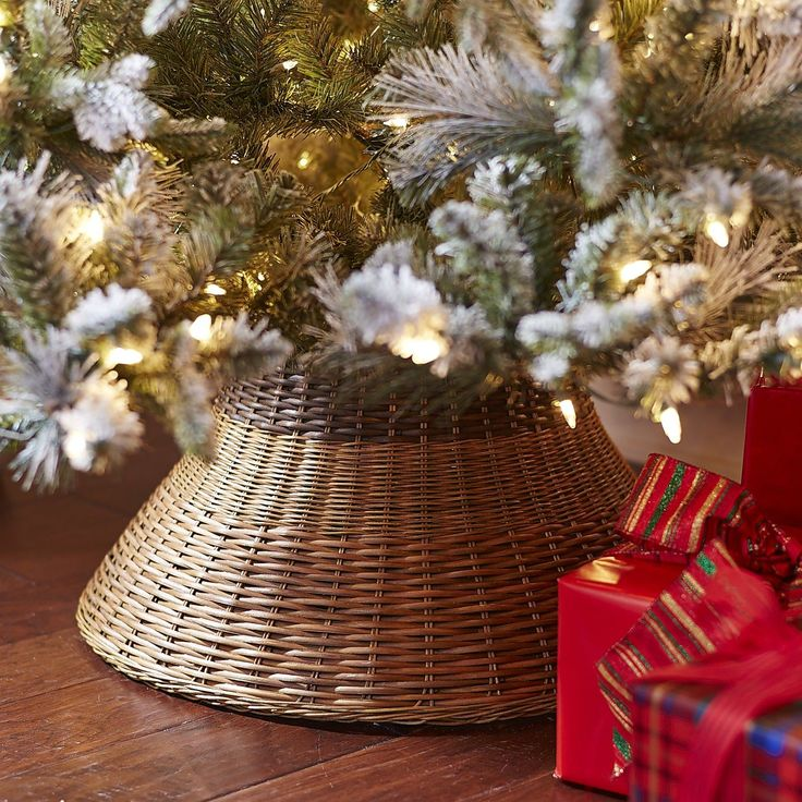 Woven Tree Collar | Pier 1 Imports: