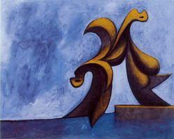 Pablo Picasso. The Rescue, 1936