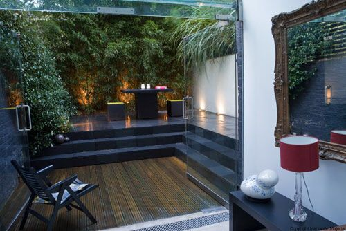 120 Small Courtyard Garden With Seating Area Design Find This Pin And More On Urban Patio Ideas
