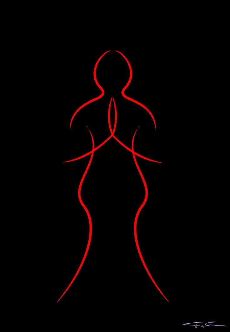 "Name: Pray Author: Erik Teodoru ID number: 213 Year: 2017 Software Tool: Inkscape 0.92  Model: --- Original Source Image: --- Project: ""Ellipse"""